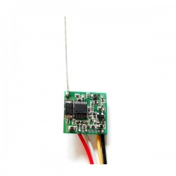 2.8-5.5 VOLT 125mw TX 2.4Ghz Video Transmitter