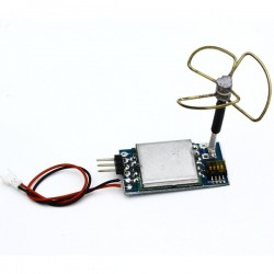 5.8 Ghz 200mW TX + CL Antenna