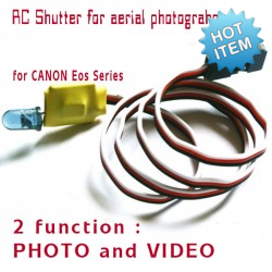 RC Shutter for CANON EOS Series (2 Function Photo and Video)