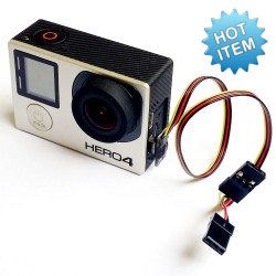 GoPro Hero 3 Audio / Video Cable