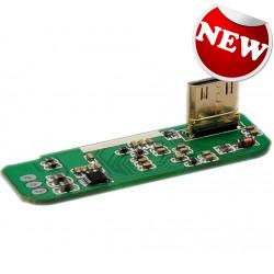 Smallest Mini HDMI to AV Converter