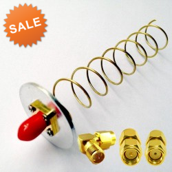 5.8 GHz 12db Helical Antenna