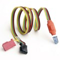 RC Shutter for Sony Camcorders with Gyro Cable (REC Start-Stop and ZOOM In-Out)